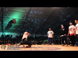 Chelles Battle Pro 2011 OFFICIAL RECAP | YAK FILMS | Bboy Break Dance Dancing Competition in France