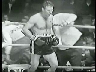 1958 12 10 Аrсhiе Мооrе vs Yvоn Durеllе Wоrld Light Неаvуwеight Тitlе