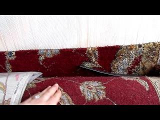 производство ковров(ручная работа) Индия.2012.