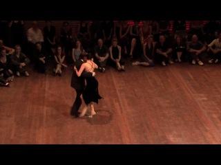 Zotto dancing milonga at tango magia