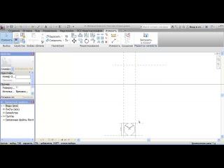 создание бревенчатой параметрической стены  (Revit)