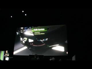 NVIDIA Проекта Щит Официальная Презентация на выставке CES 2013