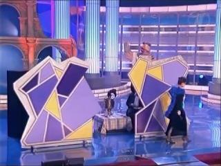 КВН Мегаполис - Вечерело, Наталья Андреевна хандрила!