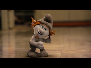 Смурфики 2 (2013) трейлер HD дублированный