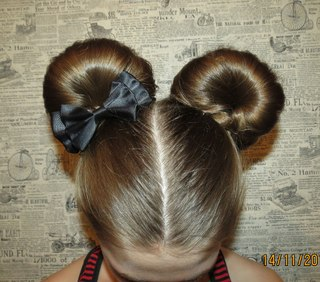 детские причёски пошагово фото