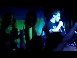 HellCraft Храм Боли Live in Zaporozhye 01 06 2014