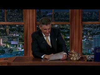 The Late Late Show with Craig Ferguson  Scarlett Johanson