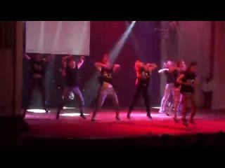 Драйвовые девчонки. Хип-хоп Hip-hop - School dance-project SOL Сумы