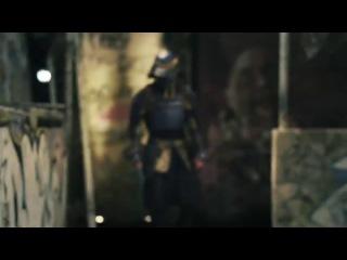 Реклама ниссан самурай в бразилии / samurai in brazil nissin cup noodle commerical