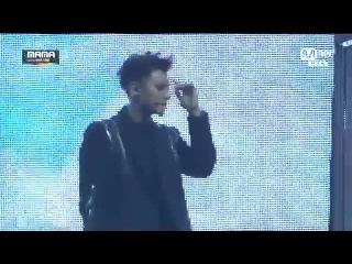 141203 MAMA 아시안 뮤직 어워드 EXO VCR   Black Pearl cut