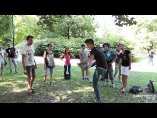 Flowjob 1 | Nico (La Energique) vs. Kekko (Criminal Crew)