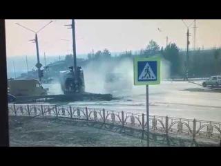 Братск авария на Крупской Федеральной трассе