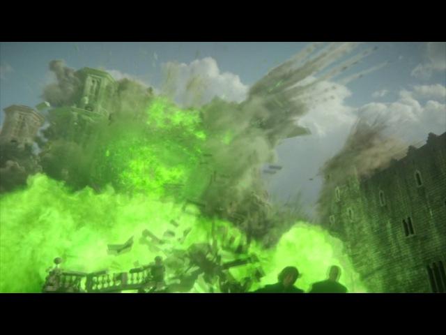 Взрыв дикого огня сезон 6 серия 10 season 6 episode 10 Игра престолов Game of thrones
