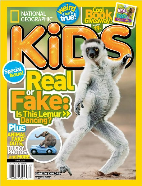 National Geographic Kids April 2017 FreeMags