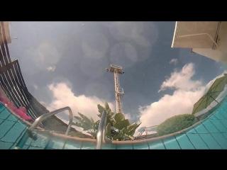 Underwater Clouds (in memory of Brian Jones)