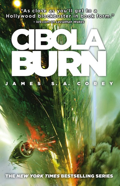 Cibola Burn (The Expanse #4)