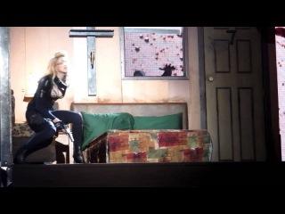 Madonna - Madison Square Garden NYC 2012 - MDNA Tour - Gang Bang Close up