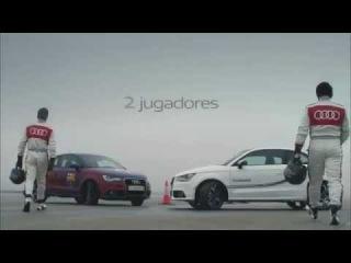 Spot Audi   Real Madrid vs FC Barcelona - La pasión vuelve a dejar huella