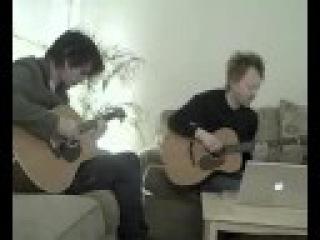 Thom Yorke and Jonny Greenwood - The rip (cover Portishead)