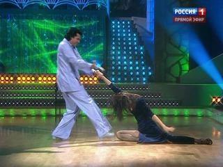 Танцы со звездами. Сезон-2012. Марина Ким и Александр Литвиненко.