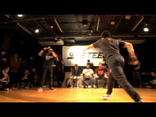 | <<DANCE@LIVE 2013 JAPAN BREAK  Kanto  (QUATERFINAL) YURIE vs KAKU| <<