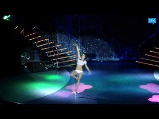 Miss Pole Dance Russia 2012 FINAL - Kira Noire (Богомолова Марина)