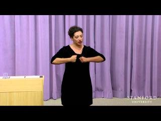Stanford Seminar - Olivia Fox Cabane on Charisma