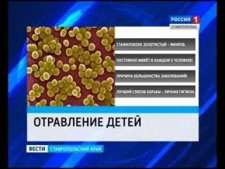 Обнародованы причины заболевания детей в Кисловодске