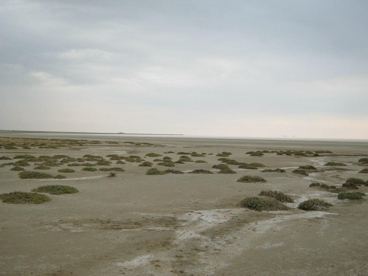 достичь солёного озера Тузгёль