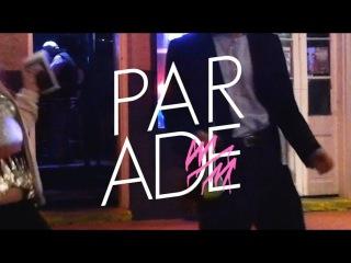 Sylvan Esso - PARAD(w/m)E [Lyric Video]
