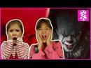 ПЕННИВАЙЗ Танцующий Клоун. IT MOVIE PARODY. Pennywise The Scary Killer Clown Vs Bad Baby Halloween