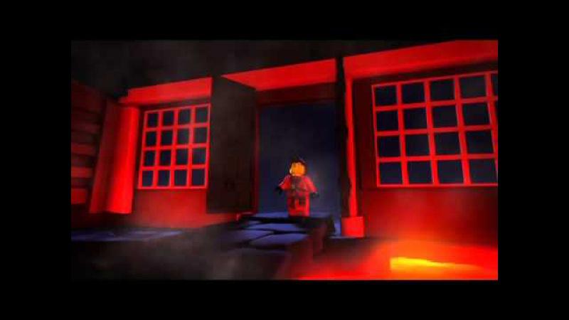 Повелитель Теней Серия 3 Пилотный сезон LEGO Ninjago