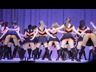 Скандальный танец! Пчёлки и Винни пух  Оренбург  Школьный детский театр