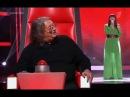 Ирина Буренкова Woman In Love (Влюбленная женщина) - Голос 3 сезон