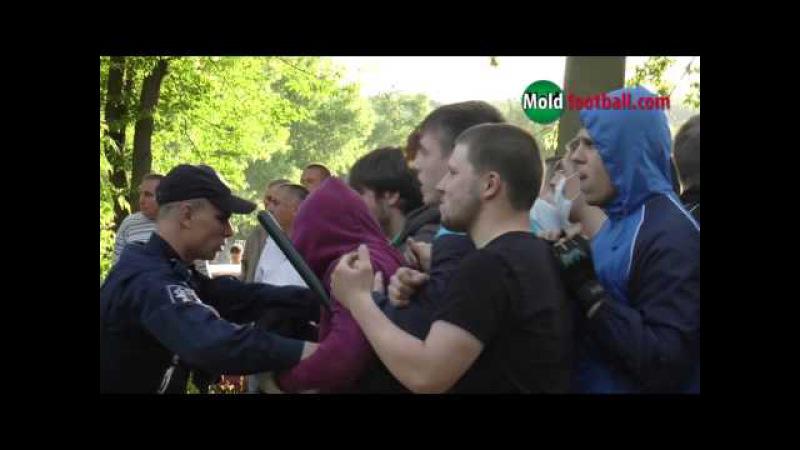 Fans Zimbru vs Milsami 10 05 2015