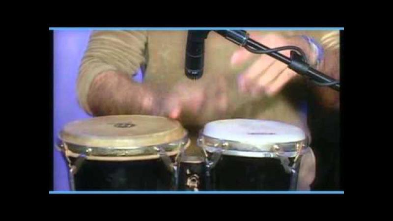 Lecciones de bongos bongo lesson metodo de bongos