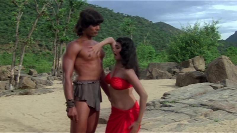 Tarzan Tarzan My Tarzan Aaja Me Sekha Tuje Pyar Alisha Chinoy 1982