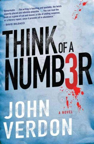 Think of a Number (Dave Gurney #1)