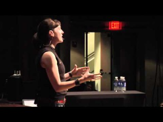 TEDxNASA - Maggie Stiefvater - How Bad Teens Become Famous People