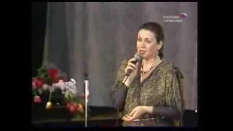 Валентина Толкунова Сольный концерт в Чебоксарах 1987 года