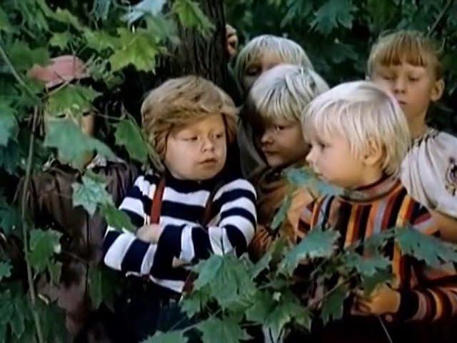 Незнайка с нашего двора 2 серия 1983