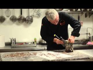 PATRICK CASULA chocolate class, Kiev International Culinary Academy