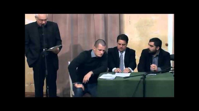 Борис Миронов размазал ЛИБЕРАЛ-сиониста путина перед европейской делегацией на...