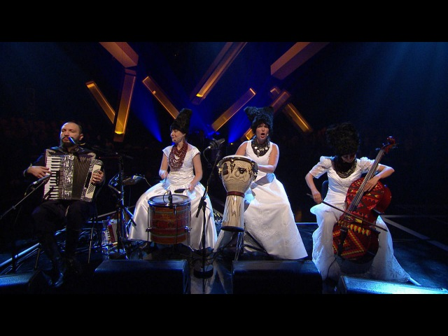 DakhaBrakha Sho Z Pod Duba Later… with Jools Holland BBC Two