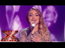 Lauren Platt sings Nat King Cole's Smile | Live Week 6 | The X Factor UK 2014