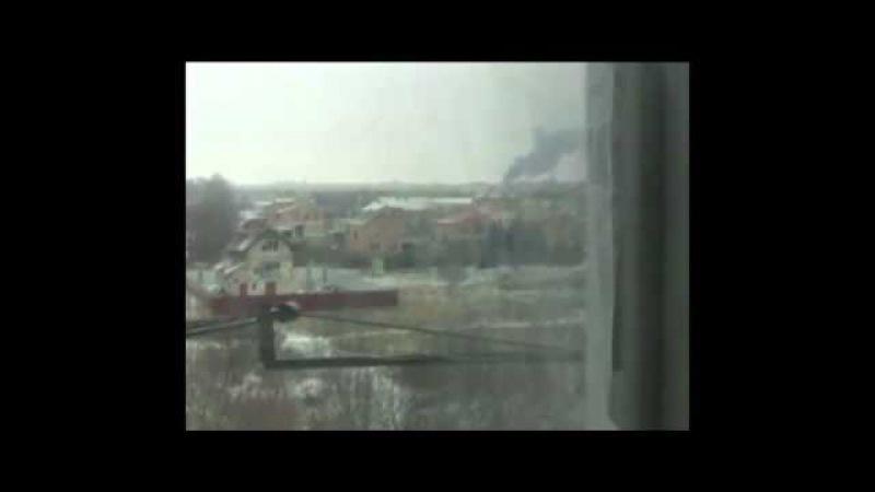 Баевікі нанеслі ракетны ўдар па штабе АТА ў Краматорску Белсат