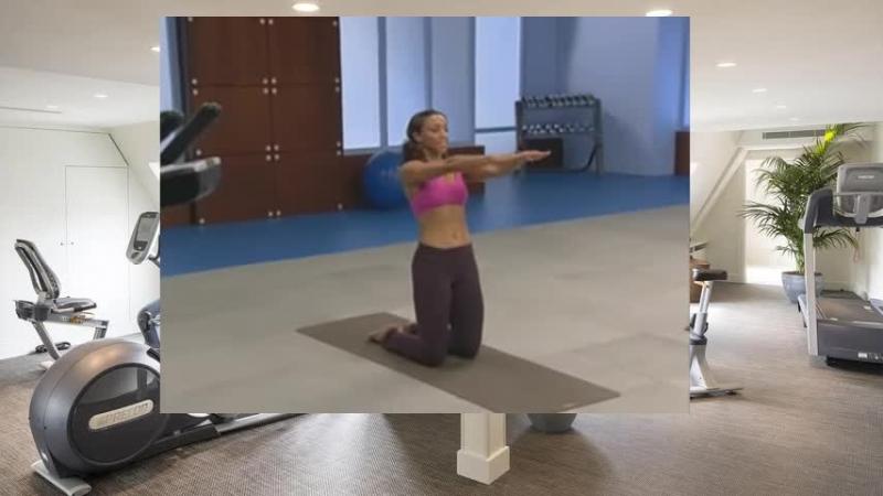 Джилиан Йога Для Похудения. Йога для снижения веса с Джиллиан Майклс (Yoga Meltdown)
