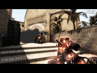 """BEST CS:GO - Frag Movie of the year 2014? """"Ridicket"""" by eaNiiX"""