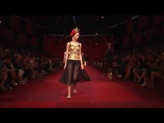 Zhenya Katava Fashion Shows