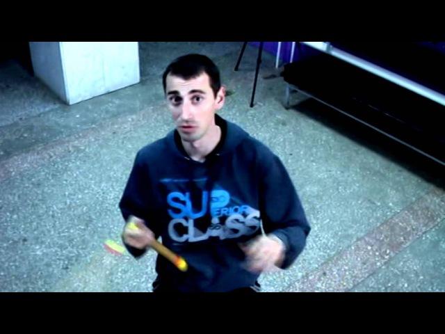 Нунчаку видео уроки Jayson fr13 фингер трикс сБнаУ